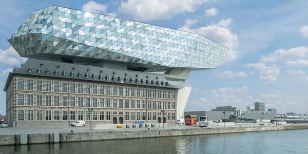 Port+-gebouw