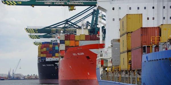 Port+-schepen